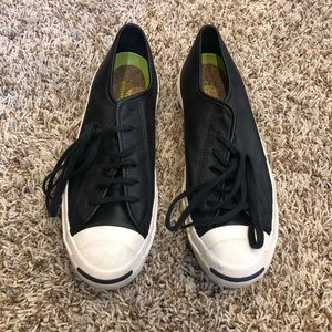 Converse leather jack Purcell's